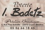 Isabelle Badetz Poterie
